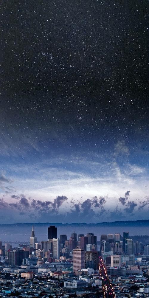 Изображение 1. Красота неба и земли Натана Споттса (Nathan Spotts).. Изображение № 1.