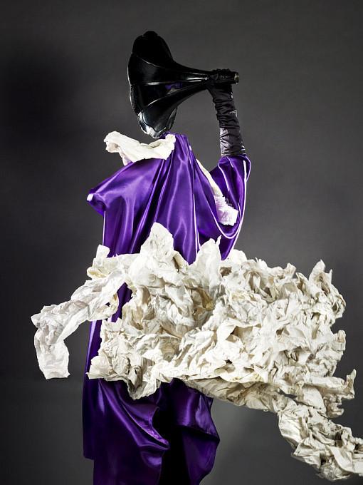 Madame Peripetie - Sylwana Zybura - или, наконец, Сильвана Зыбура: искусство не как у всех. Изображение № 3.