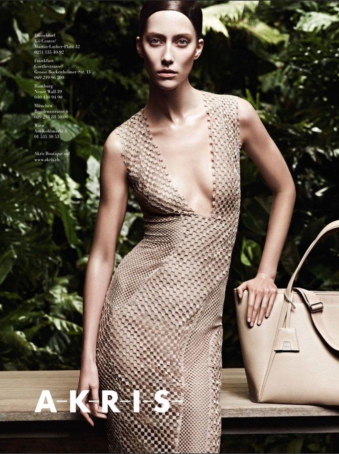 Alexander Wang, Louis Vuitton и Nina Ricci показали новые кампании. Изображение № 8.