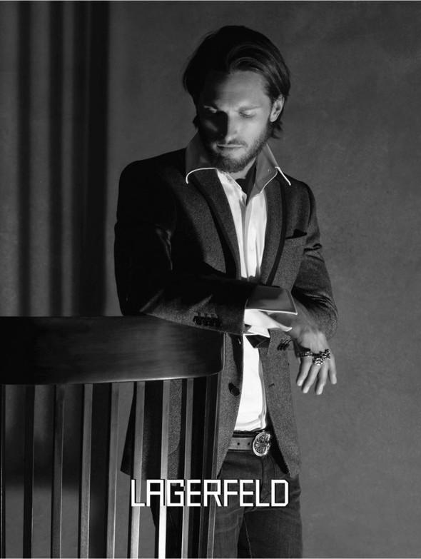 Кампания: Lagerfeld FW 2011. Изображение № 1.