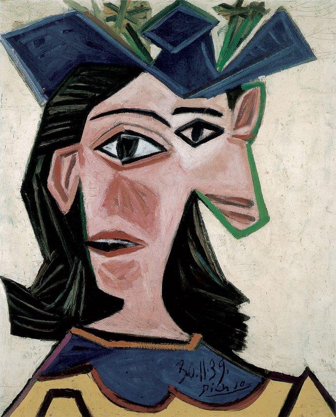 Пабло Пикассо. Изображение № 3.