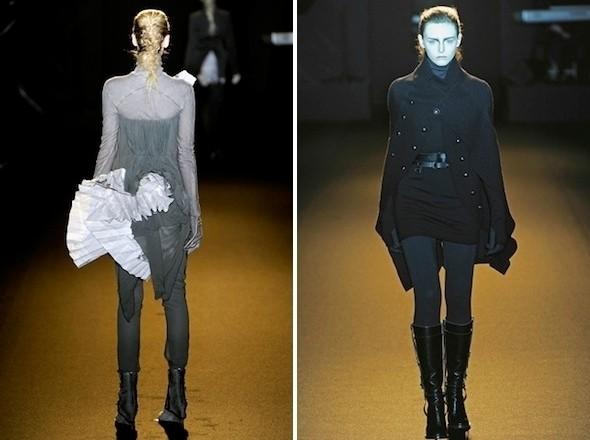 Изображение 5. Показы на Paris Fashion Week FW 2011: день 3.. Изображение № 2.