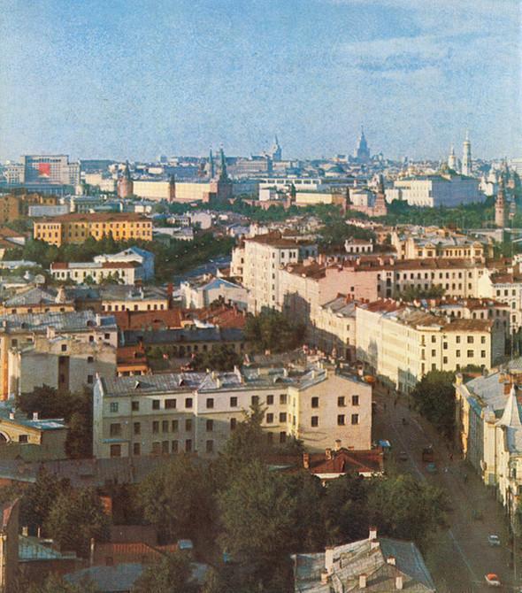 Москва семидесятых. Изображение № 1.