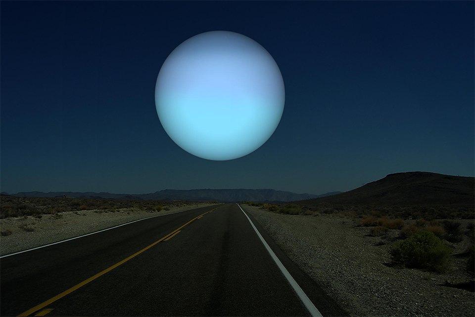 Что будет, если заменить Луну планетами Солнечной системы. Изображение № 5.