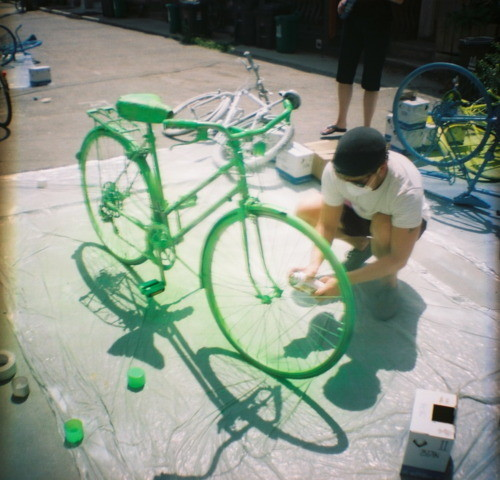 Good Bike Project: велосипед как искусство. Изображение № 19.