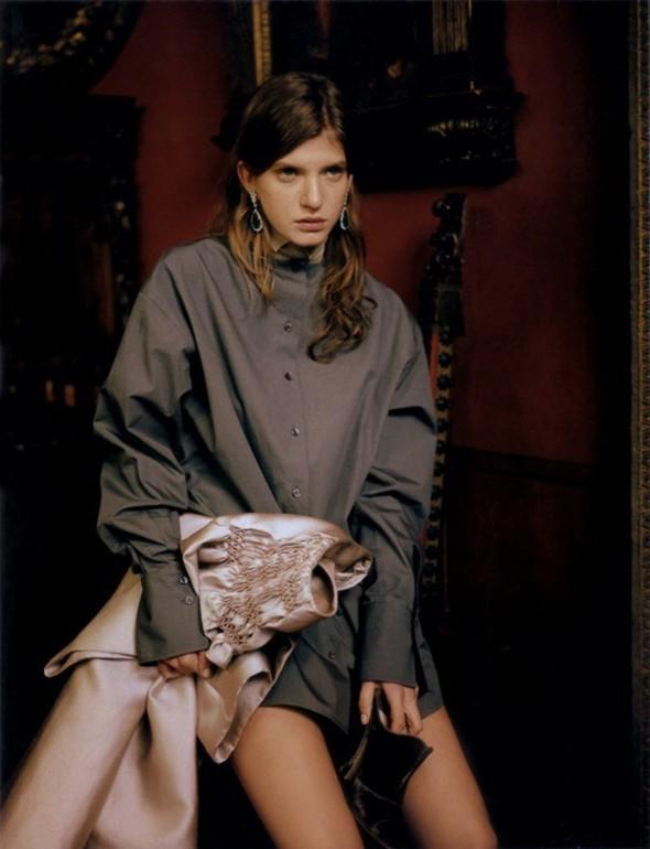 Новые съемки: Vogue, Nylon и другие. Изображение № 31.