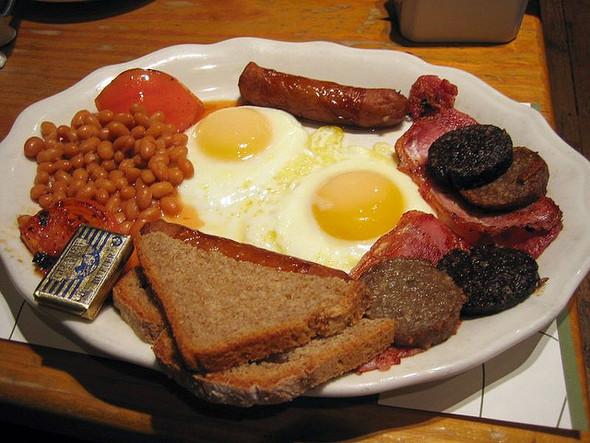 Лучшие завтраки мира. Часть 1. Изображение № 16.