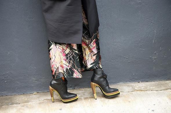 Изображение 38. Детали: New York Fashion Week.. Изображение № 26.