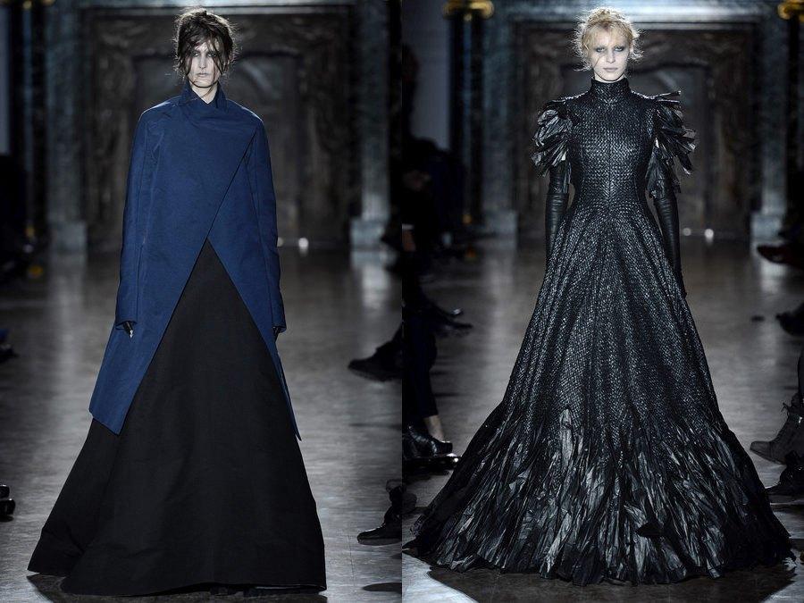 Неделя моды в Париже:  Дни 1 и 2. Изображение № 11.