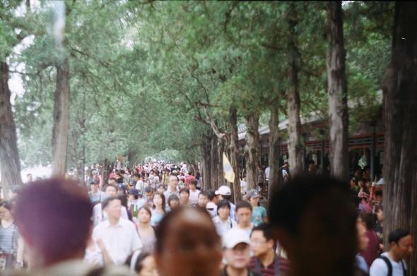 Автостопом до Китая. Изображение № 20.
