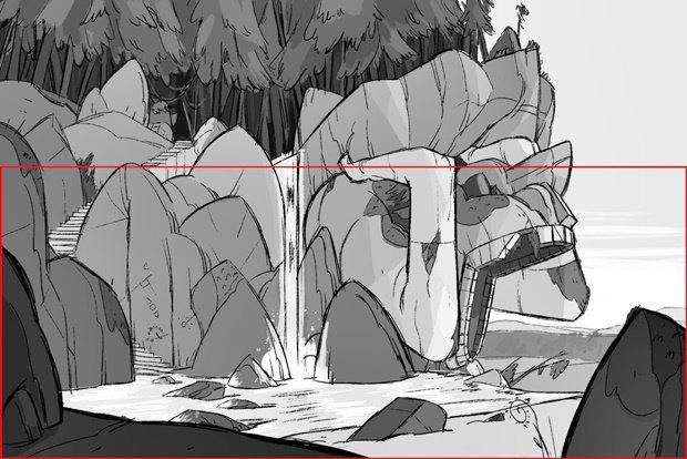 Анимация дня: фэнтезийный ролик про любовь и побег. Изображение № 32.