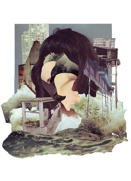 Клей, ножницы, бумага: 10 современных художников-коллажистов. Изображение № 24.
