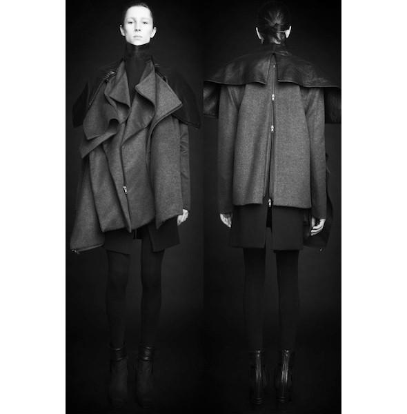 Изображение 38. Лукбуки: Bergdorf Goodman, Jaeger Black и Rad Hourani.. Изображение № 38.