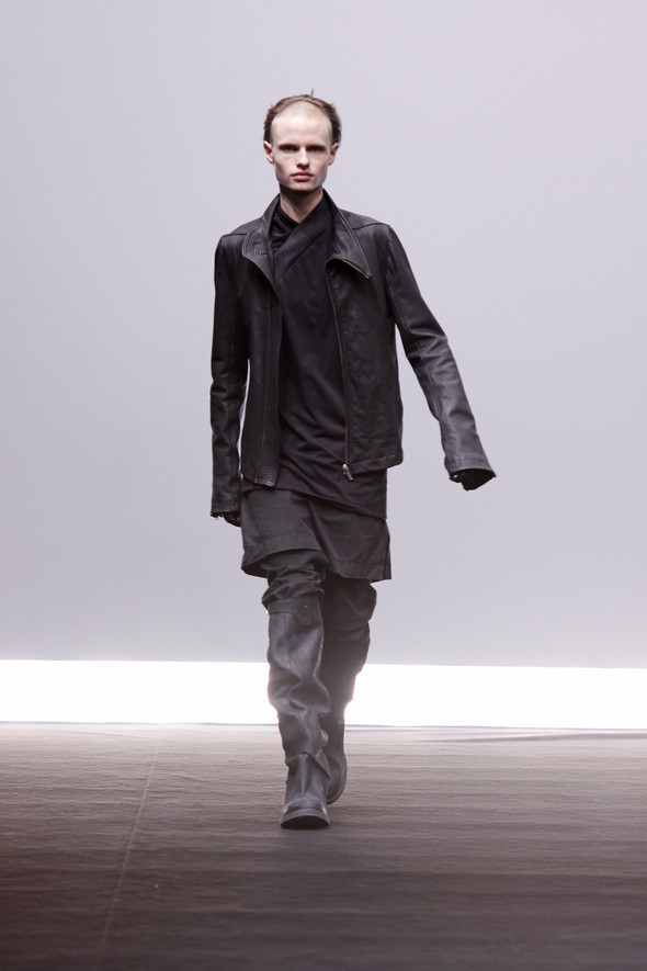 Rick Owens Fall Winter 2009 2010. Изображение № 6.