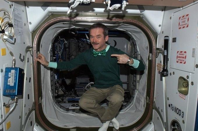 Как развлечься в космосе. Изображение № 2.