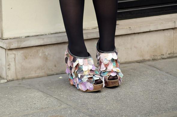 Изображение 14. Детали: Мужская неделя моды в Париже.. Изображение № 14.