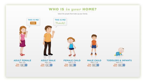 Сайты будущего: alice.com. Изображение № 1.