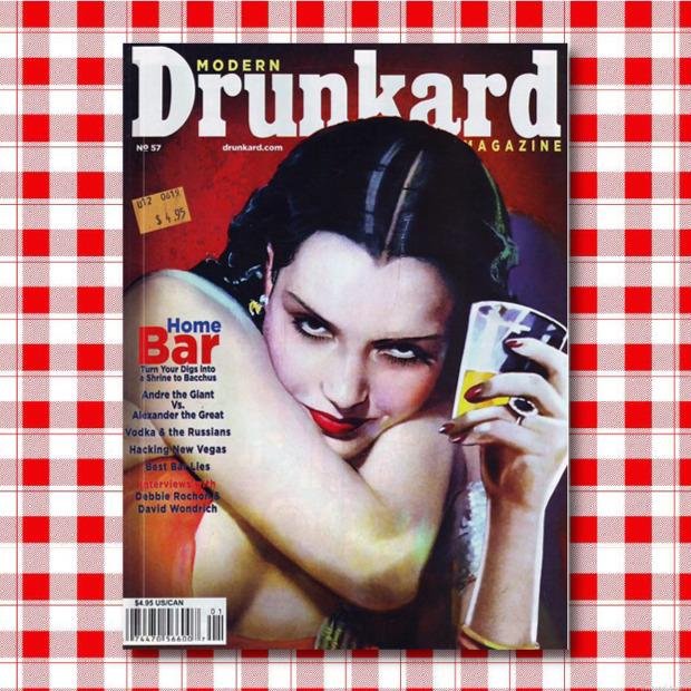 Съедобное-несъедобное: 10 журналов о еде и выпивке. Изображение № 11.