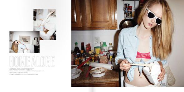 Лучшие журналы месяца на Issuu.com. Изображение № 36.