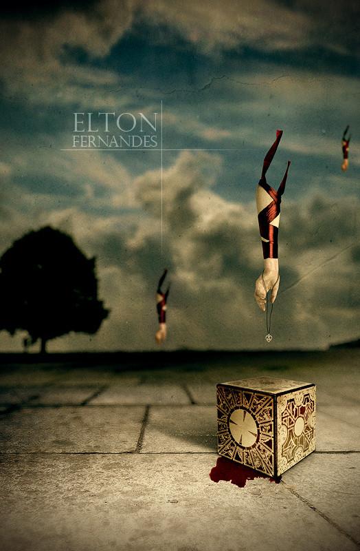 Elton Fernandes - сюрреализм из Рио-де-Жанейро. Изображение № 3.