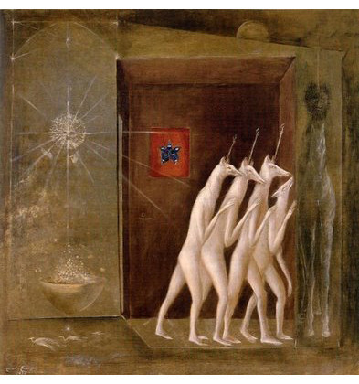 Гид по сюрреализму. Изображение №140.