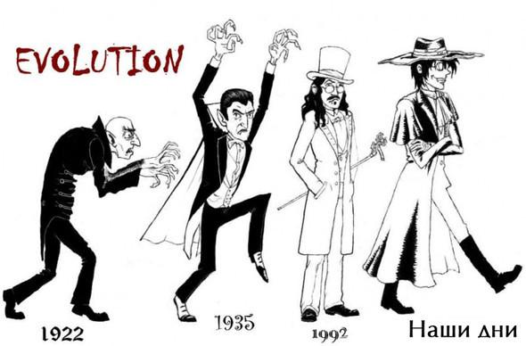 Эволюция июмор. Изображение № 10.