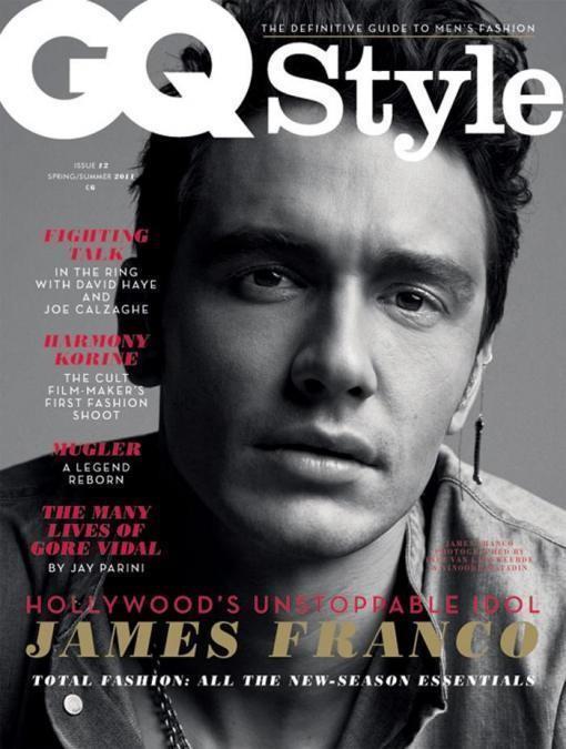 Изображение 4. Обложки: L'uomo Vogue, Esquire и другие.. Изображение № 4.