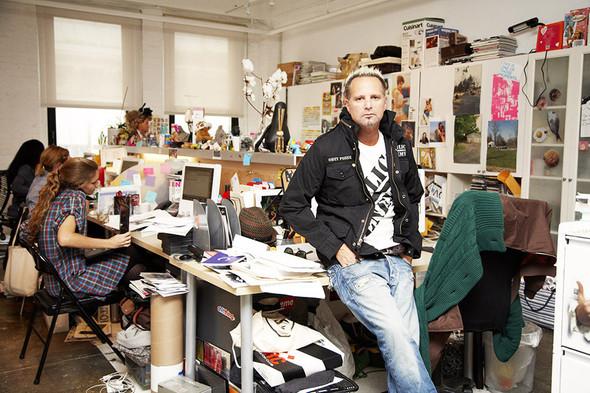 Редакция журнала Nylon вНью-Йорке. Изображение № 9.
