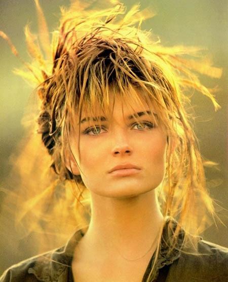 Модели 80-х. Полина Порижкова (Паулина Поризкова). Изображение № 3.