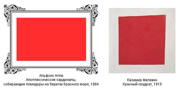 Интересные факты изистории «Черного квадрата». Изображение № 5.