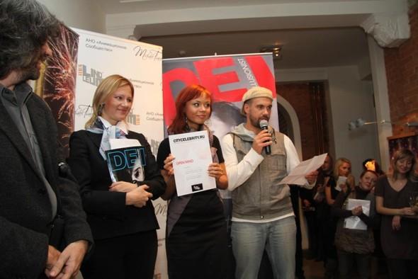 В Москве прошел V Международный фестиваль актуальной анимации и медиа-искусства LINOLEUM. Изображение № 9.