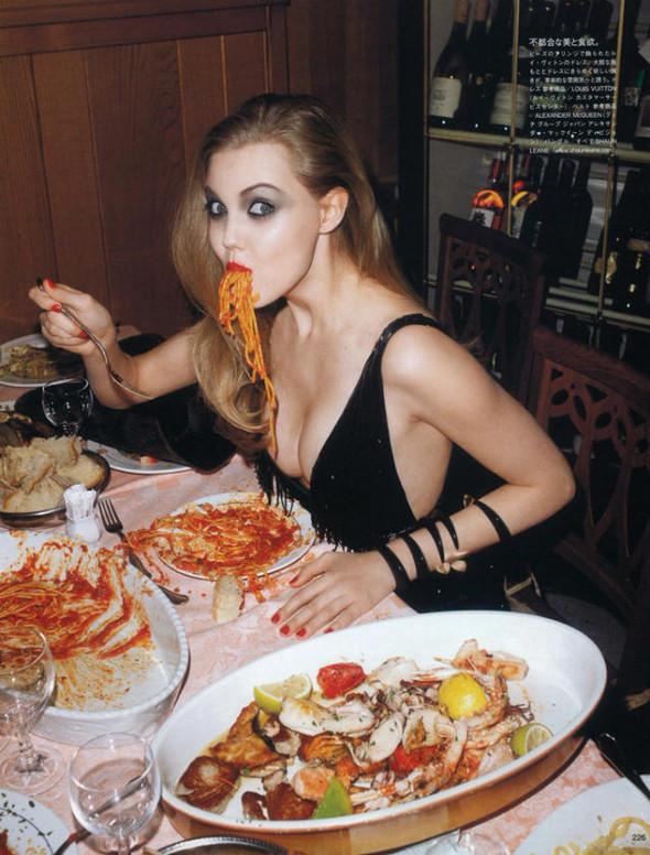 Спагетти Вестерн в Vogue Nippon. Изображение № 8.