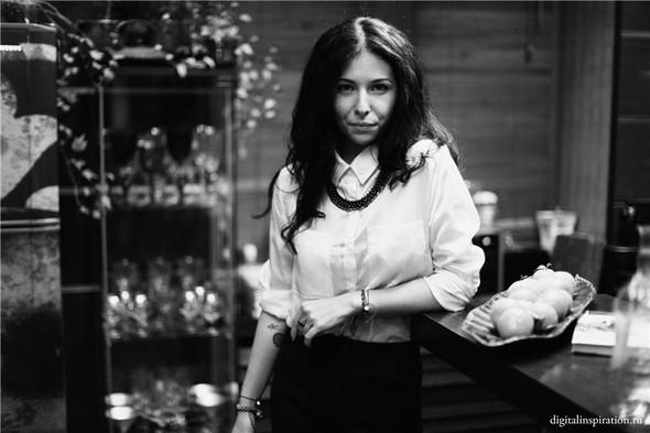 Гардероб Марии Далакян. Журналист InStyle. Изображение № 1.