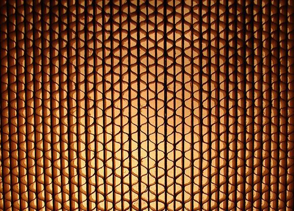 Коллекции абажуров изгофрокартона. Изображение № 8.