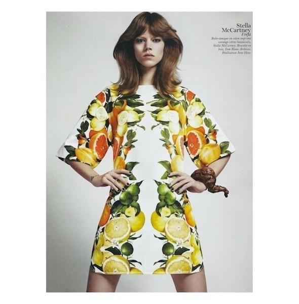 Изображение 45. Съемки: Harper's Bazaar, Industrie, Vogue и другие.. Изображение № 92.
