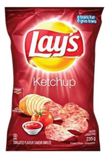 Несъедобное съедобно - какие бывают чипсы. Изображение № 9.