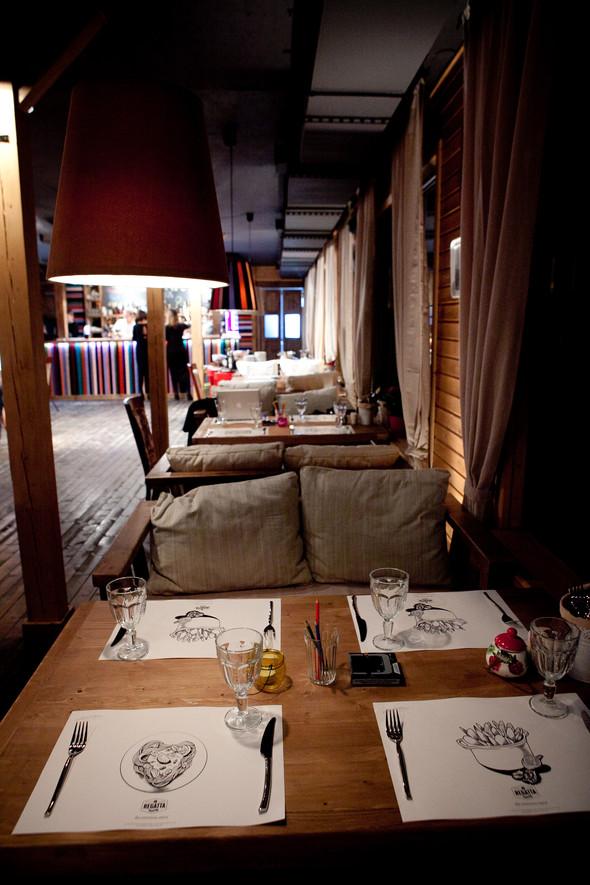 Торжественное открытие ресторана на воде REGATTA. Изображение № 4.