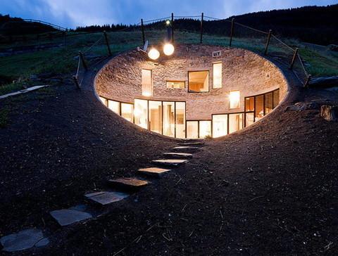 Мечты о другой жизни: Архитектура на грани реальности. Изображение № 16.