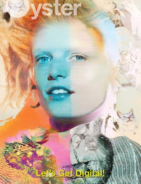 Появились обложки свежих номеров Another Man, Flair, Oyster, Russh и Vogue. Изображение № 4.