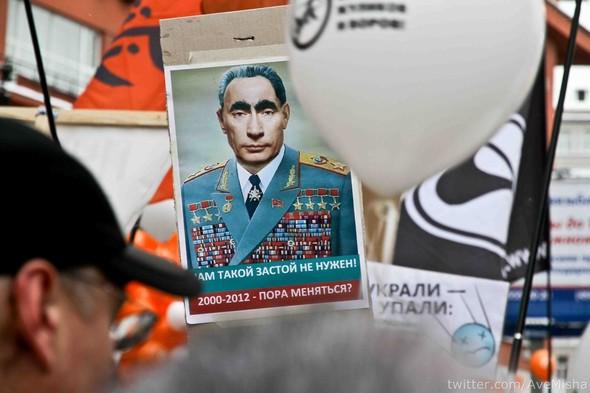 Креативные плакаты на проспекте Сахарова. Изображение № 11.