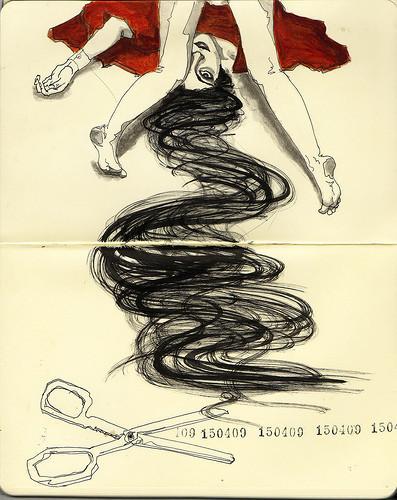 Мексиканская художница ERIKA KUHN. Изображение № 43.