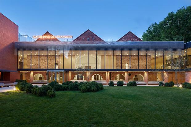 Здание Университета Манчестера / MUMA. Изображение № 44.