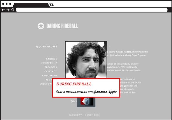 Медиакит: 13 любимых сайтов берлинского издателя Кая Браха. Изображение № 30.