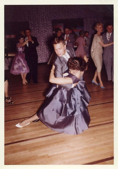 Dance Lessons 1958–1962. Изображение № 7.