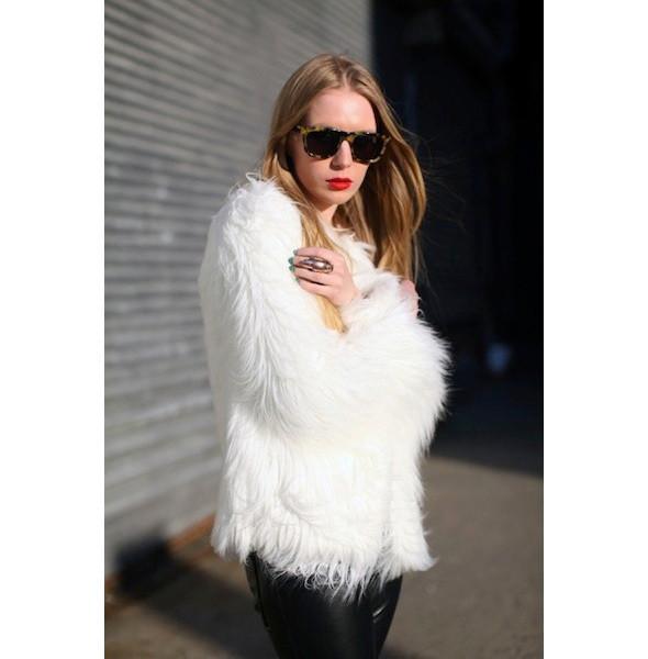 Изображение 109. На полях: 10 тенденций уличного стиля с прошедших недель моды.. Изображение № 109.