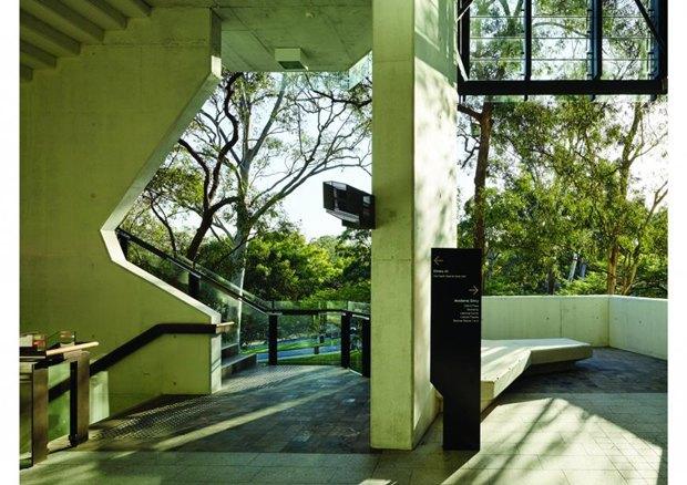 Центр здоровья полости рта Университета Квинсленда в Австралии авторства Cox Rayner Architects. Изображение № 91.