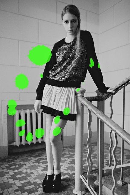 Chanel, Trends Brands и Urban Outfitters показали новые лукбуки. Изображение № 68.