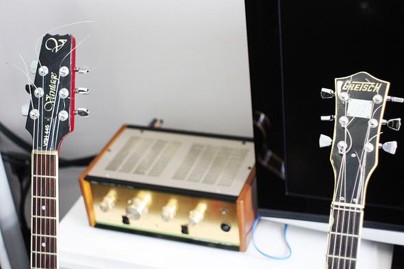 Музыкальная кухня: Revoltmeter. Изображение №6.