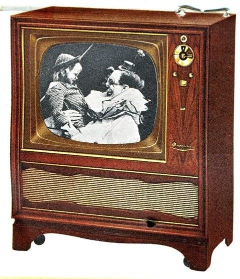 Телевизоры 1960х годов. Изображение № 23.