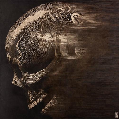 """Искусственный """"вандализм"""" - Марка Эванса. Изображение № 8."""